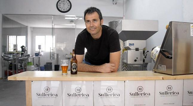 'La cerveza artesana tiene futuro por su alta calidad y su atractivo'