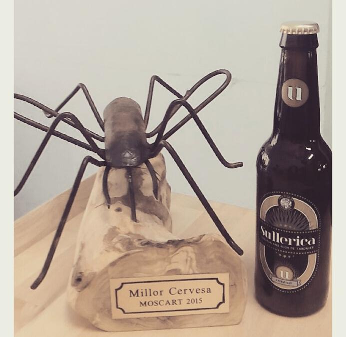 Sullerica Original, cervesa més votada a la Mostra de Cervesa Artesana de Mancor 2015