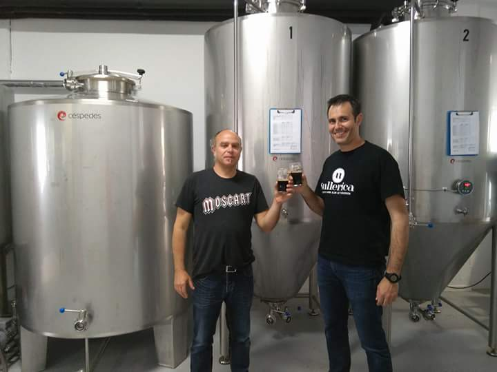 4Alqueries, first mallorcan beer brand with ecologic certificate.